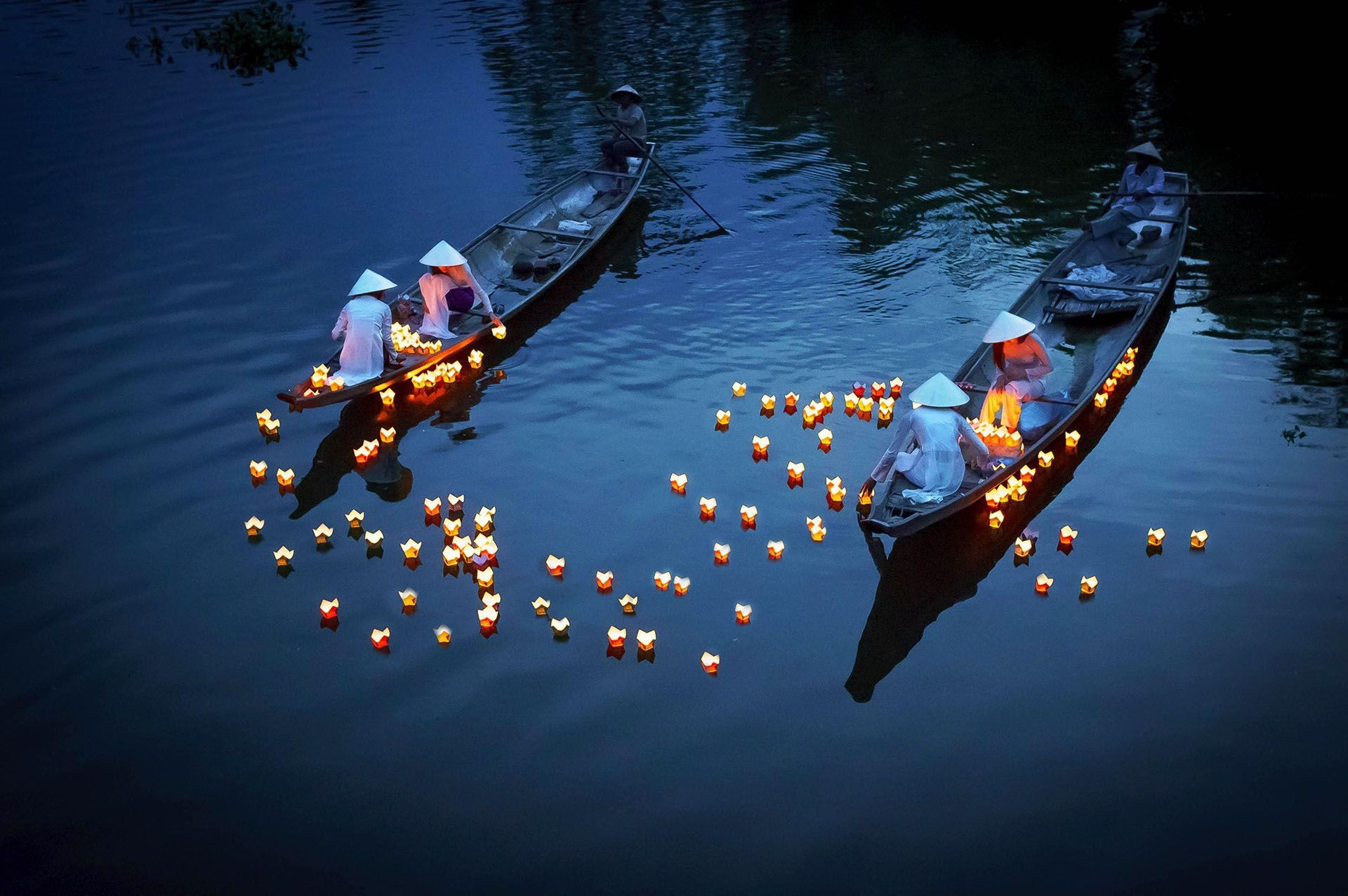 Photograph by Phạm Tỵ , National Geographic