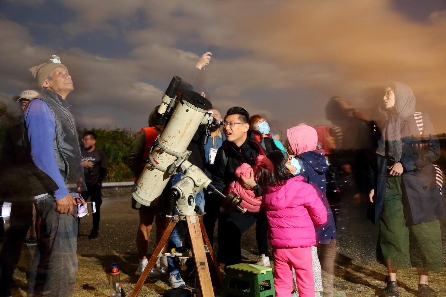 【活動花絮】第一梯次 2020國家地理X墾丁凱撒 親子觀星營