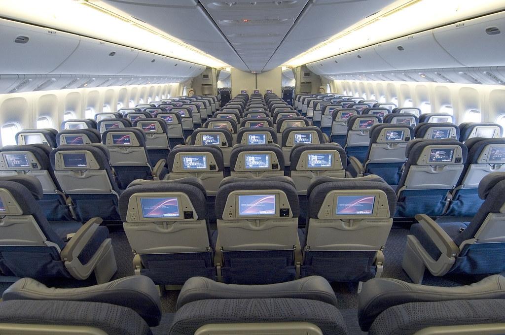 美國民主黨也呼籲用氣候變遷條件來協助航空公司紓困。照片來源:Roderick Eime(CC BY-ND 2.0)