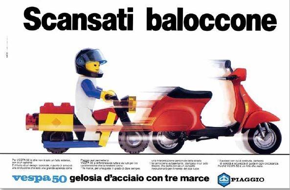 1990 年代,其他車廠的速克達紛紛開始使用塑膠車身,Vespa 仍自豪地忠於鋼鐵製車身。