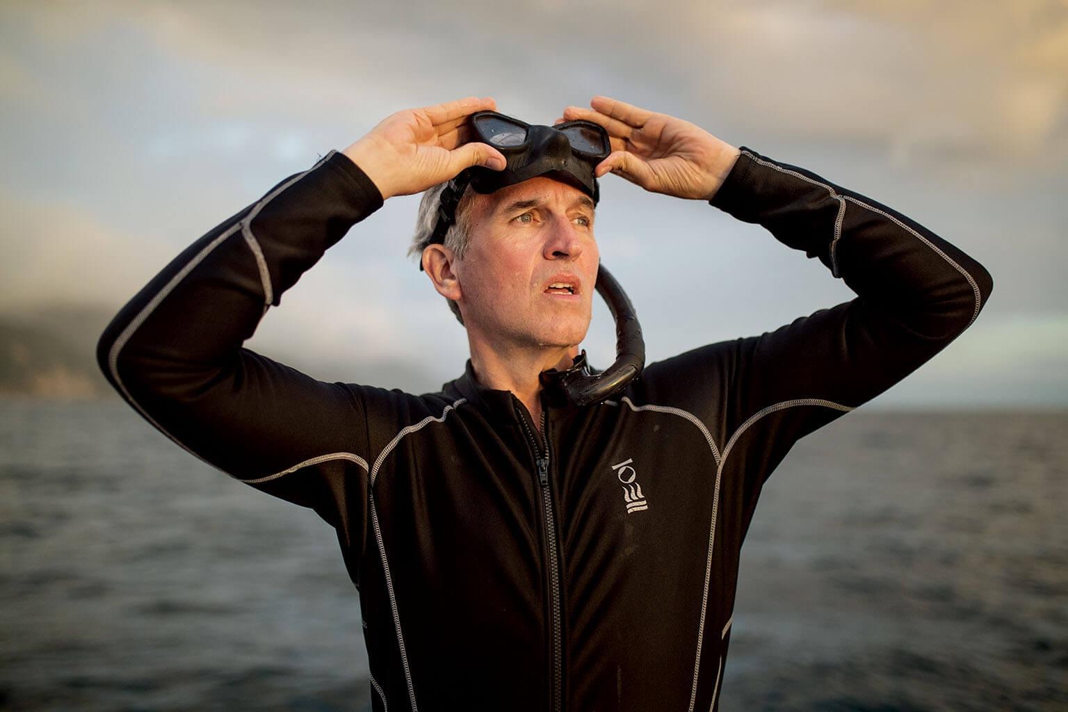 攝影師布萊恩.史蓋瑞是2017年勞力士-國家地理雜誌年度探險家,他參與了勞力士和國家地理這兩個長年盟友的新建夥伴關係。這項夥伴關係的中心理念:「致力於一個永恆的星球」,反映了它的使命:促進地球奇觀的保育和探索。欲深入了解,請至natgeo.com/perpetualplanet。