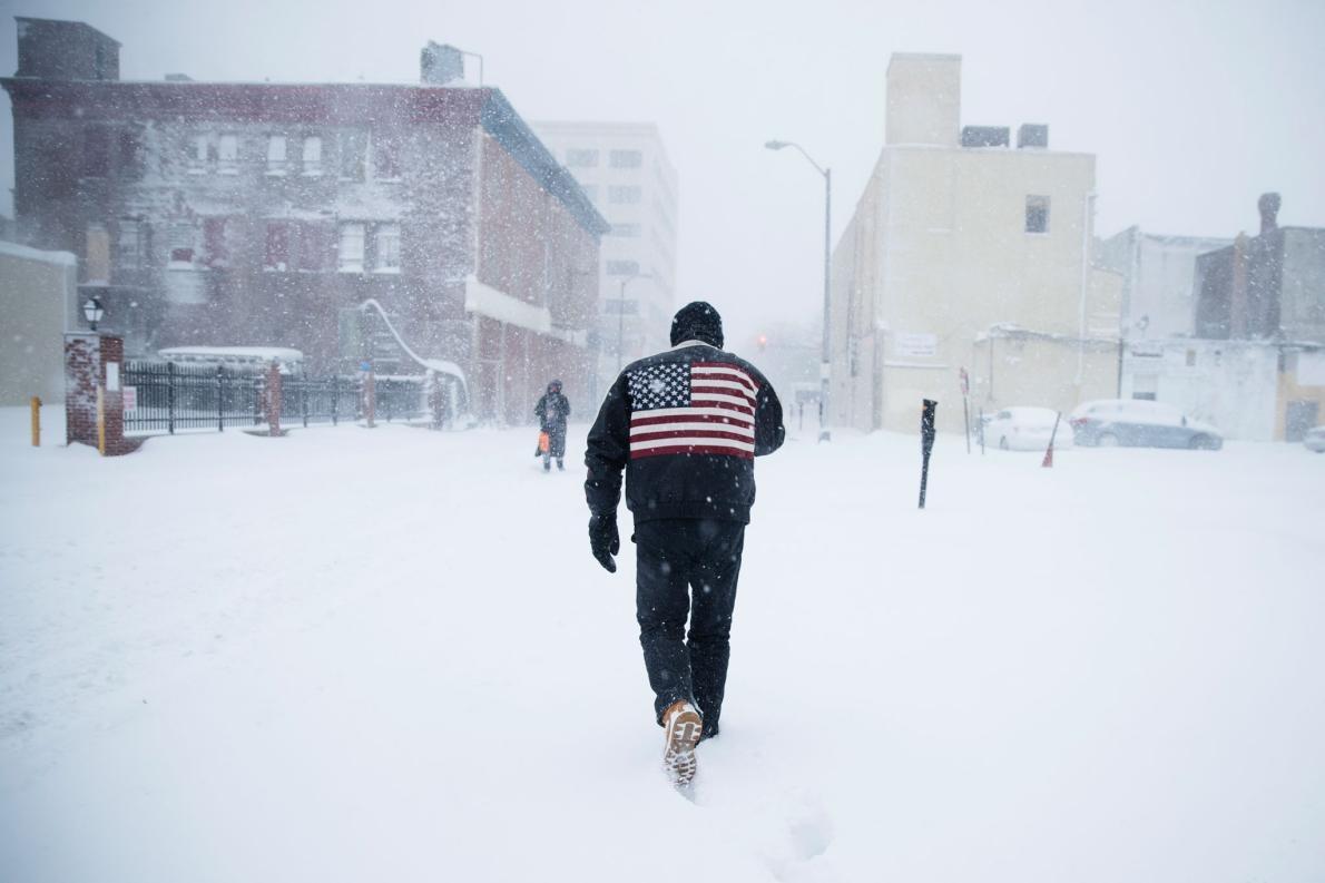 炸彈氣旋與極地渦旋--今年冬季的天氣為什麼這麼可怕?