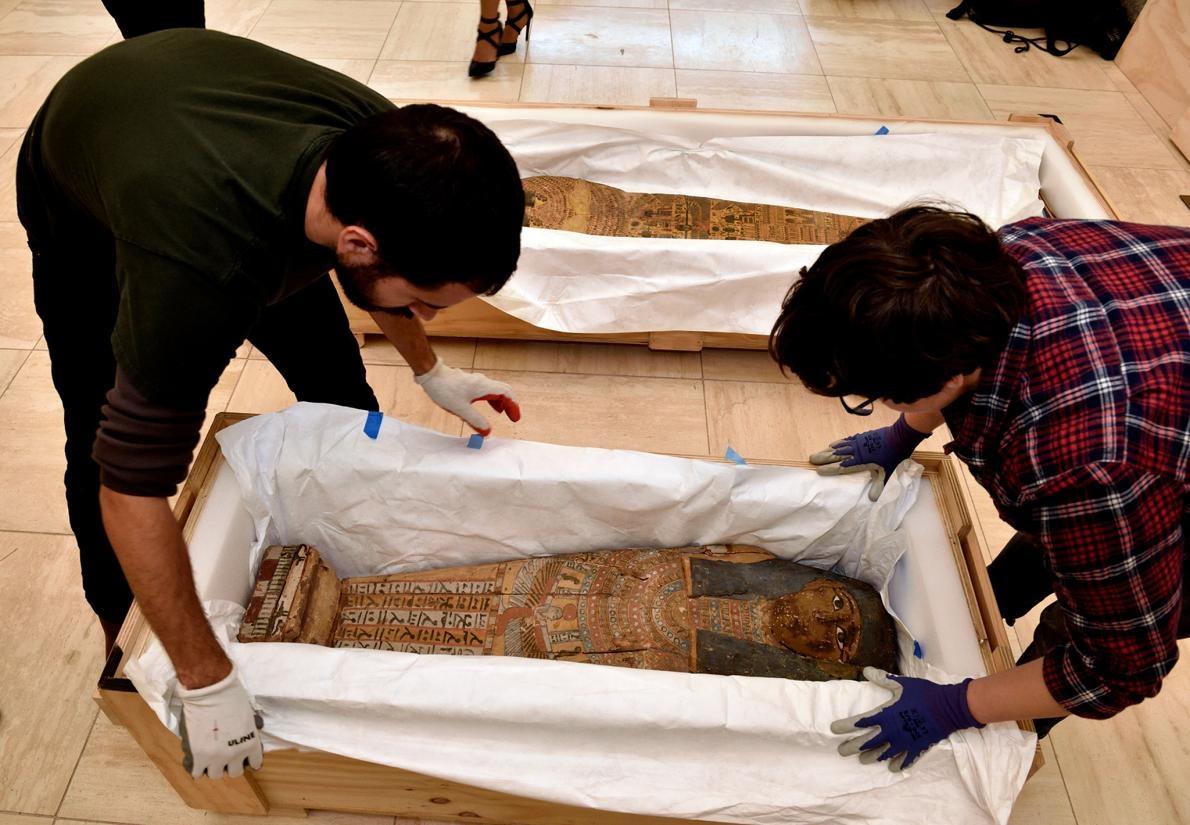 美國&埃及簽合作協定 禁運非法古文物
