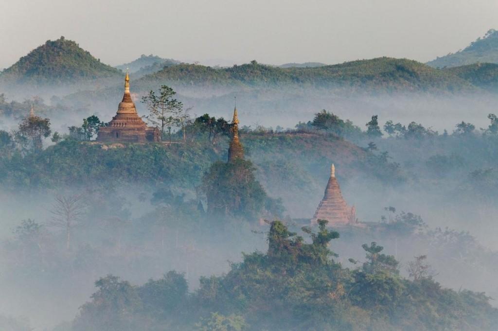 消失的緬甸帝國是現代暴力的舞台