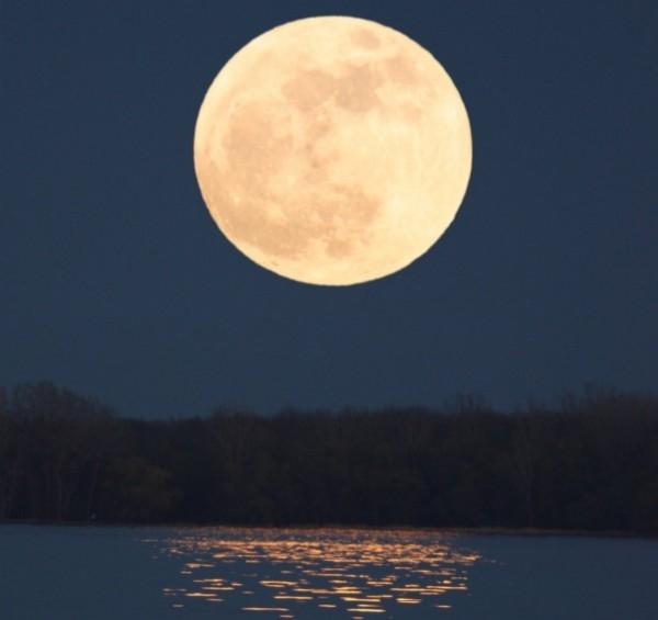 「月亮上的男人」竟是火山活動的產物