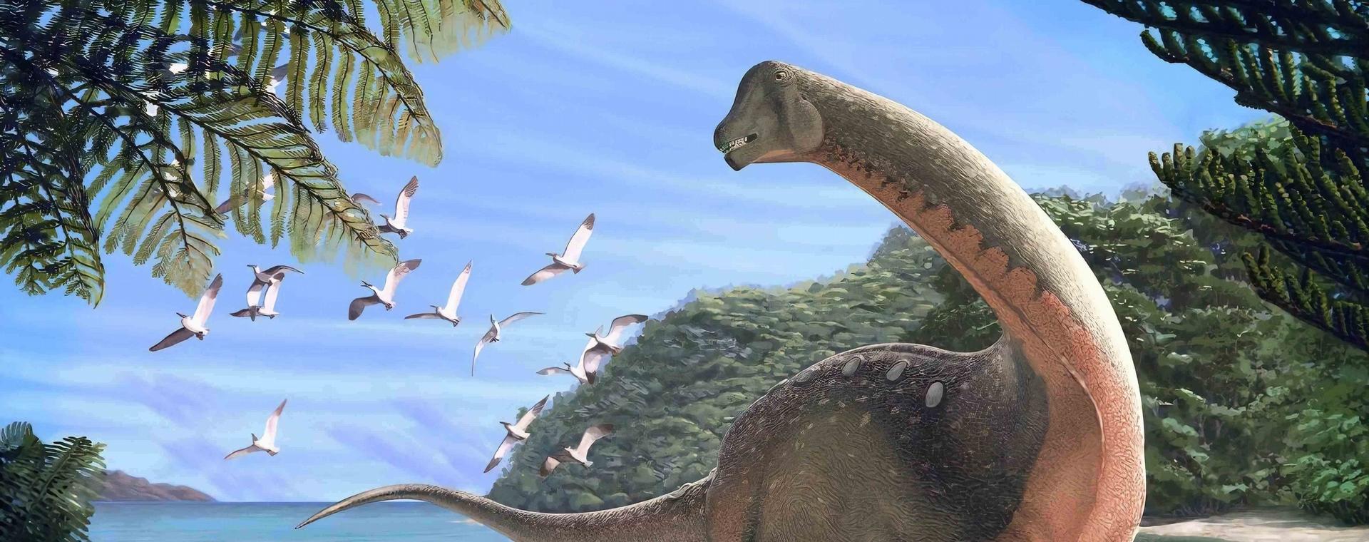 埃及不只有豔后,還有古代大恐龍