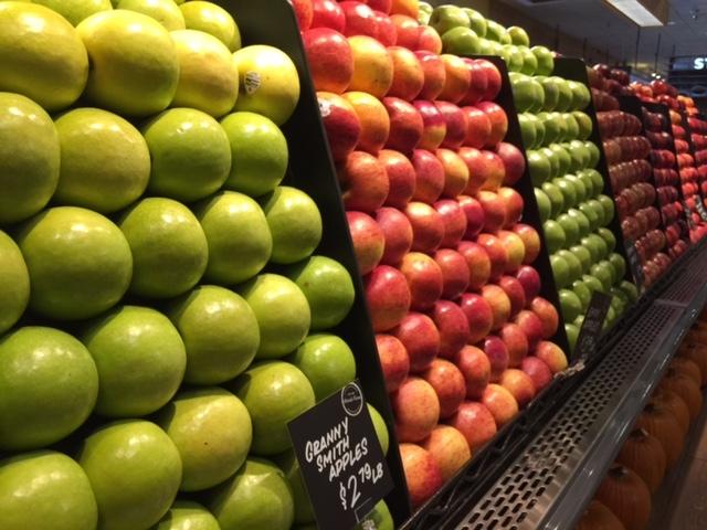 水果打蠟九百年