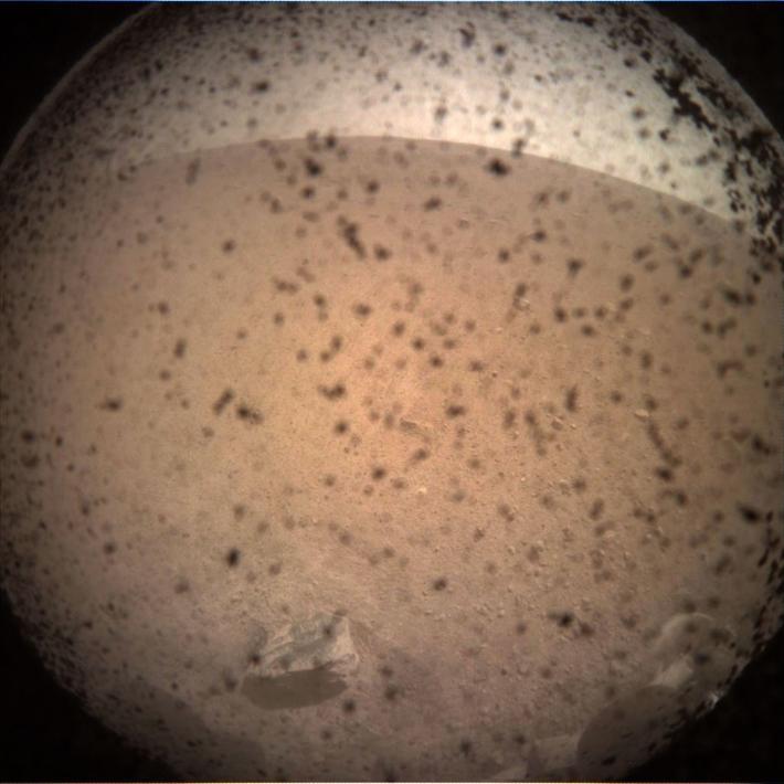 最新火星登陸器「洞察號」安全著陸,精彩任務揭密!