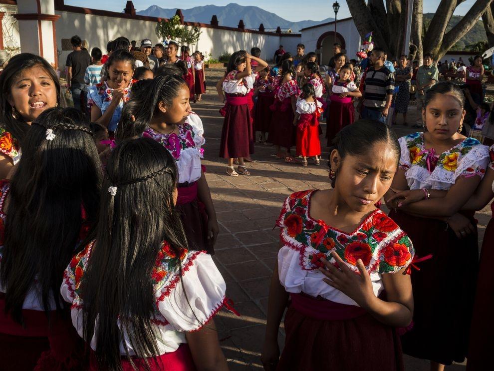 遊行花絮:墨西哥寶血節