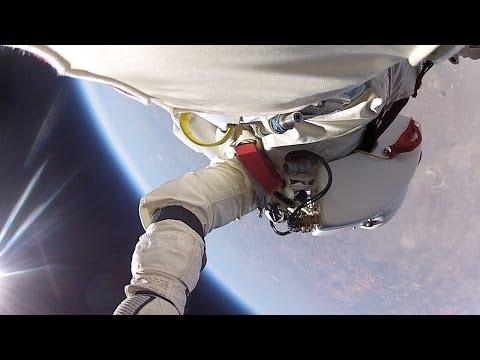 保加納的高空跳傘新影片