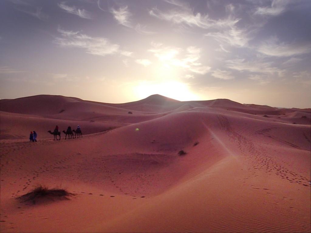 穿梭於摩洛哥的虛構與現實(Sponsored)