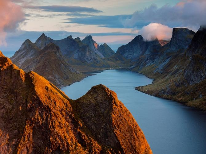 影像藝廊:挪威海岸