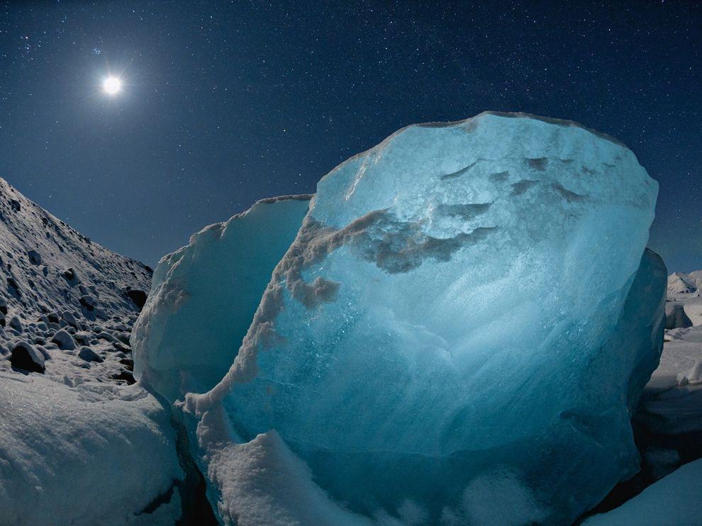 冰島:冰鑽石
