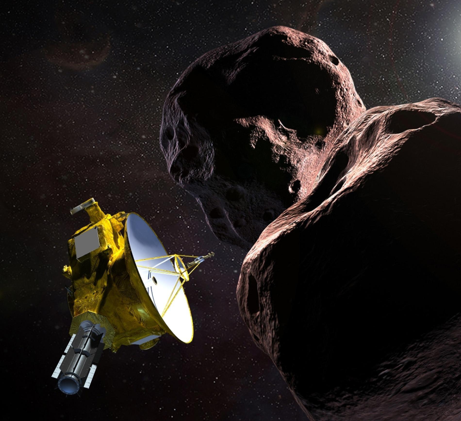 新視野號完成史上最遠飛掠任務,接下來要去哪?
