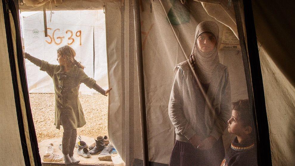 聯合國2014新報告:半數敘利亞人流離失所