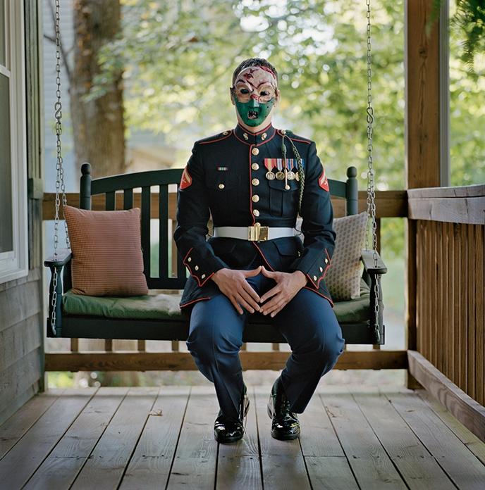 影像藝廊:看不見的腦內戰爭