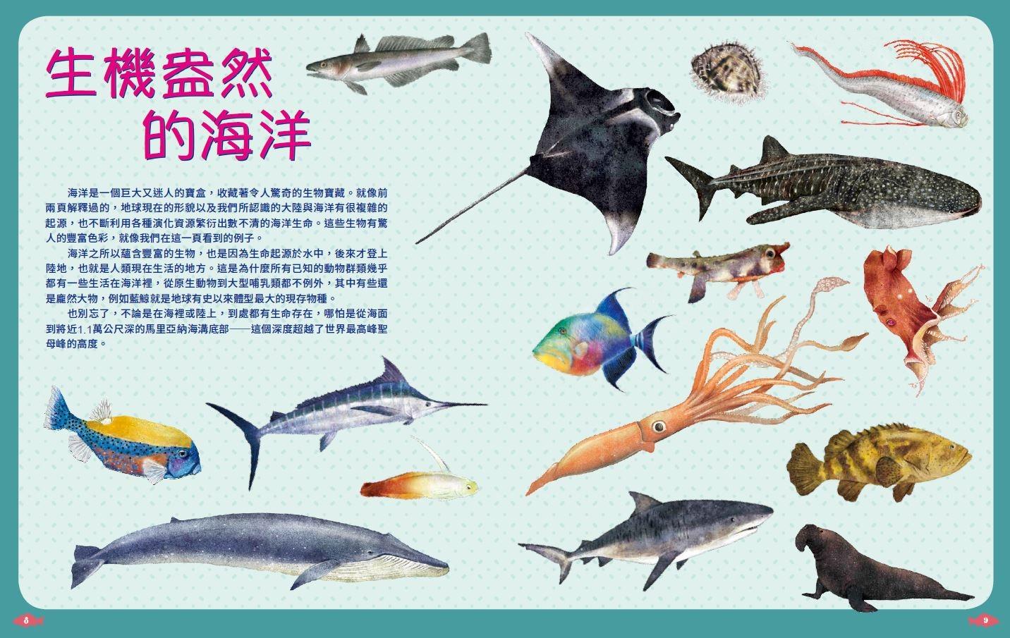 世界上有哪些魚?