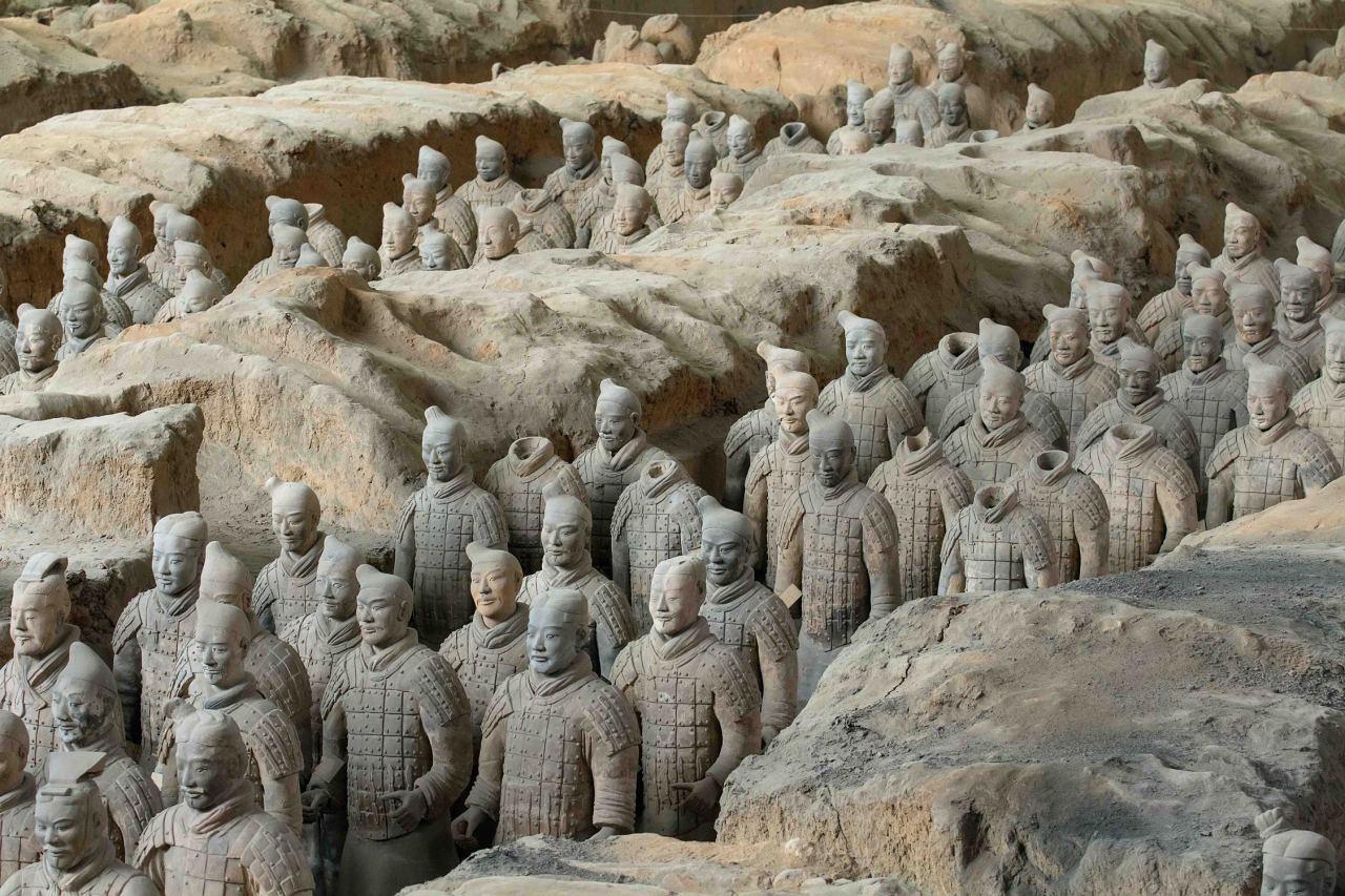穿越陝西歷史的輝煌年代 (Sponsored)