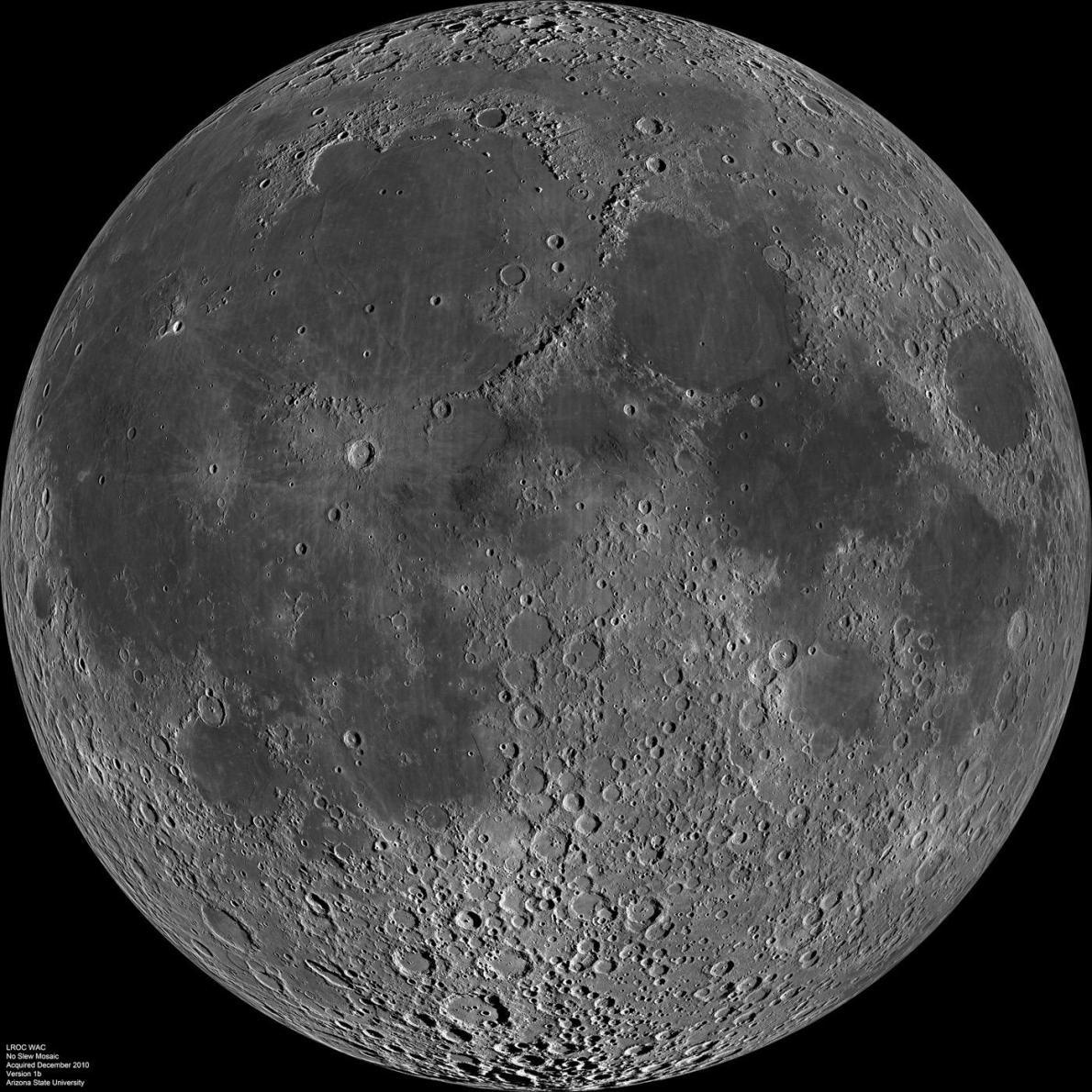 這張由美國航太總署影像所建立的地震震動圖,顯示了與月球表面曼德爾施塔姆懸崖(Mandel'shtam scarp)相關的逆衝斷層上的淺層月震所產生的預期運動PHOTOGRAPH BY UNIVERSITY OF MARYLAND/SMITHSONIAN