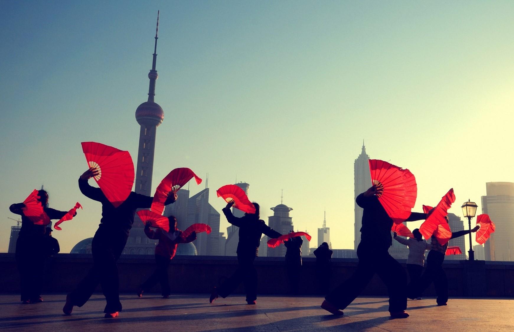 百年人文匯聚的東方首都-上海