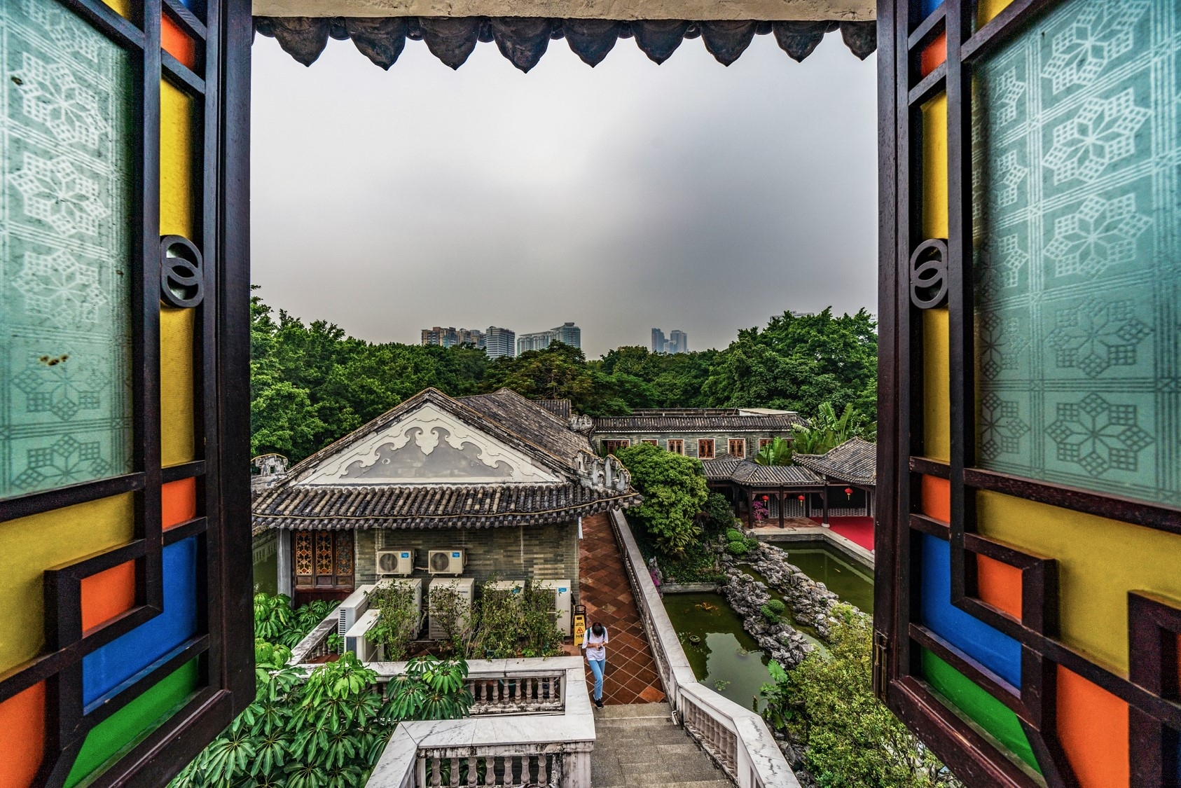 文化廣州:西關荔枝灣與沙面租界區