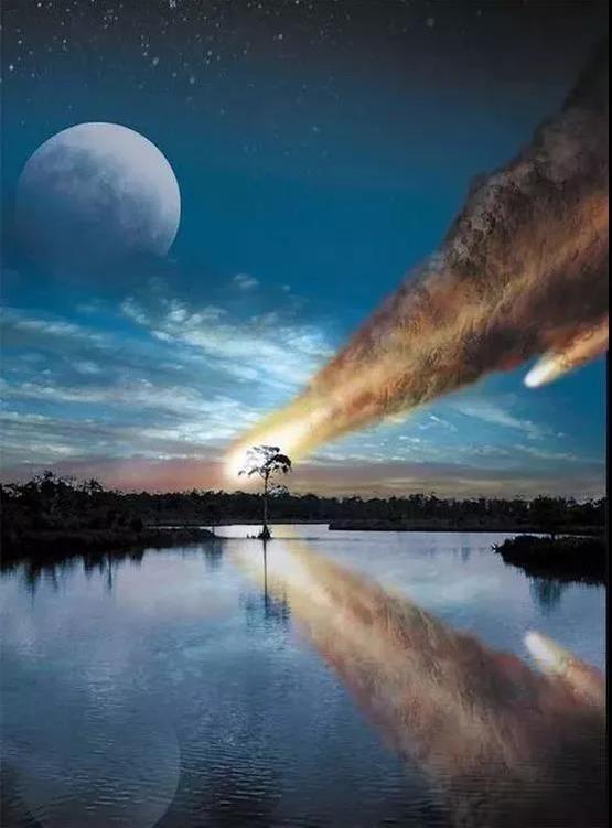 巨型隕石可能會對地球生物造成威脅  Science