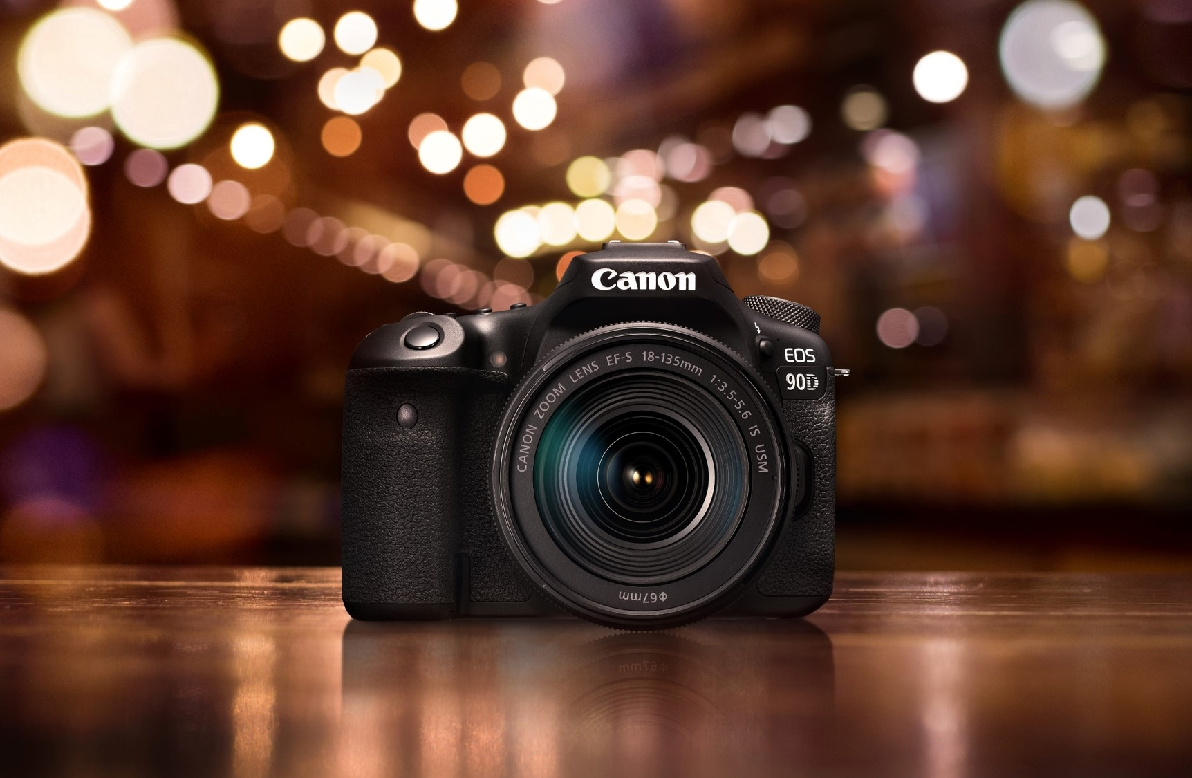 Canon 全新款單眼相機 EOS 90D