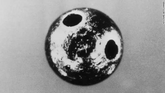 馬可夫體內取出的小圓珠,兩個開口中存在著蓖麻毒素 | CNN.com
