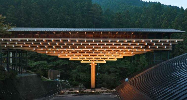 檮原木橋博物館