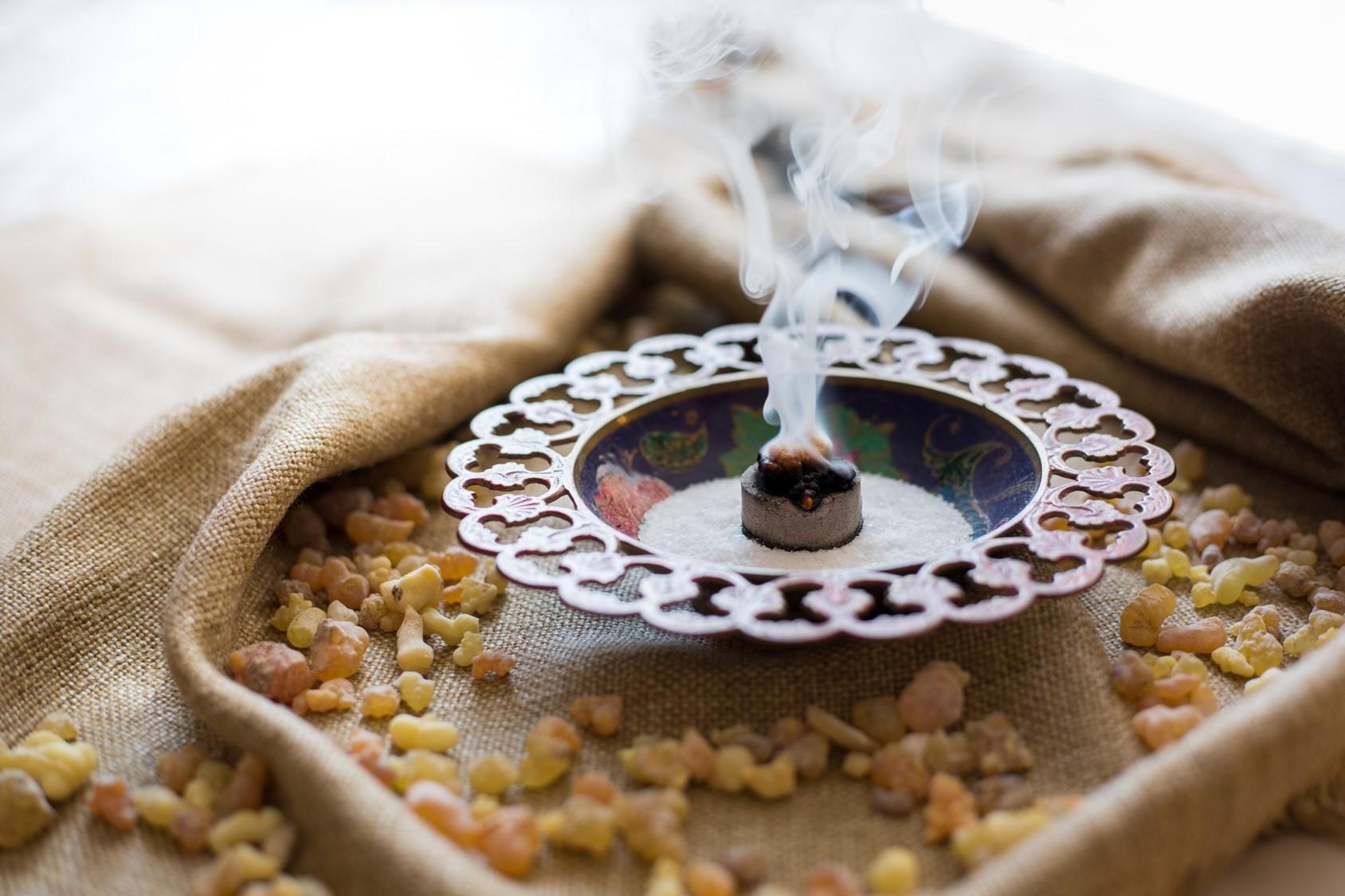 珍稀乳香 流傳上千年的沙漠瑰寶