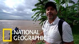 跟著國家地理探險家到湄公河調查魚苗