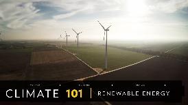 101氣候教室:再生能源