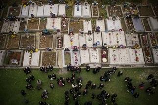 羅馬尼亞的墓地