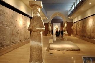 巴格達重新開放國家博物館,面臨挑戰