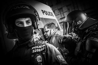 奧斯特拉瓦的抗議示威