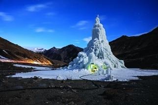 自己動手蓋冰河