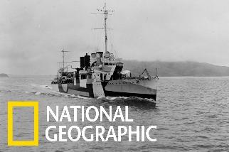 這艘驅逐艦開出了美軍在二戰中的「第一槍」