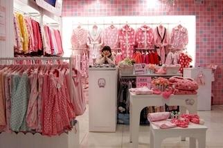 粉紅女孩的幻想世界