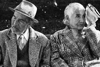 普諾的老夫婦