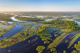切開歐洲最大溼地 還要在車諾比隔離區挖泥 E40運河計畫惹議