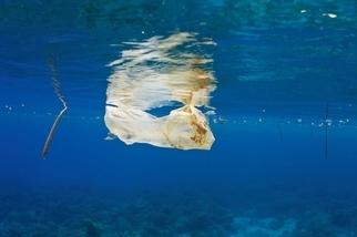 超乎想像的海洋塑膠垃圾量
