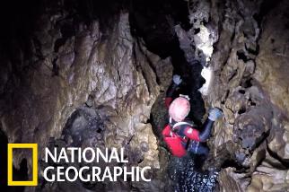 洞穴探險:墨西哥瓦烏特拉洞穴系統