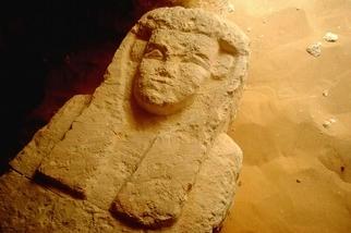 埃及新發現三座古墓