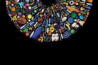 塑膠汙染的藝術