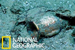 跟著無人水下載具探索這艘19世紀的沉船