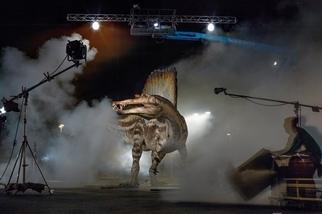 白堊紀巨獸,霸王龍,讓路!