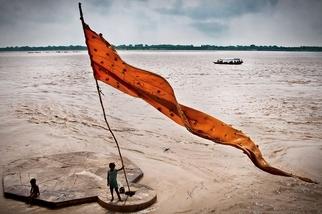 印度:恆河