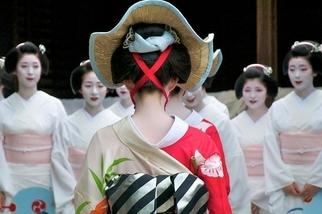 日本:慶典舞伎