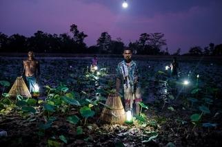 影像藝廊:賦電於民