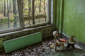 影像藝廊:核災觀光客